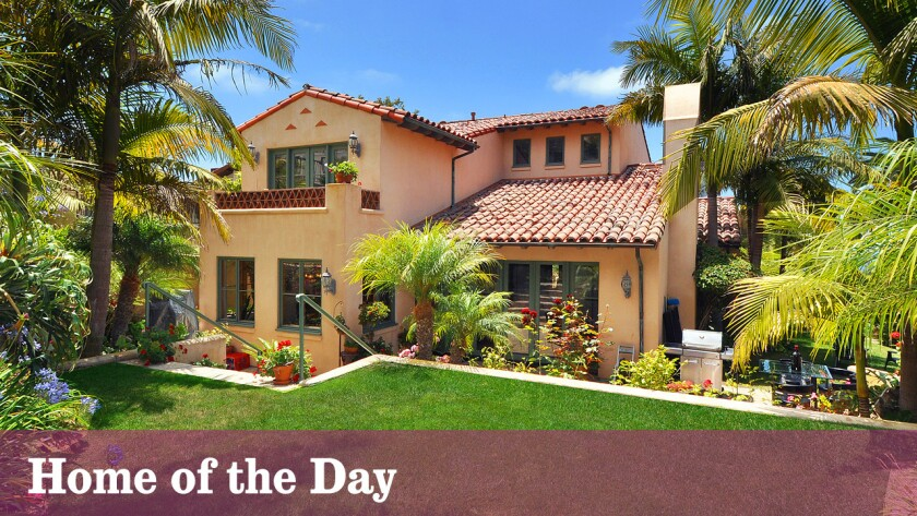 Home of the Day: Spanish-style living in Lunada Bay