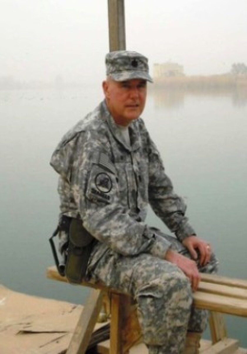 Duane G. Wolfe had worked the last 24 years at Vandenberg Air Force Base. He considered his Iraq deployment carefully.