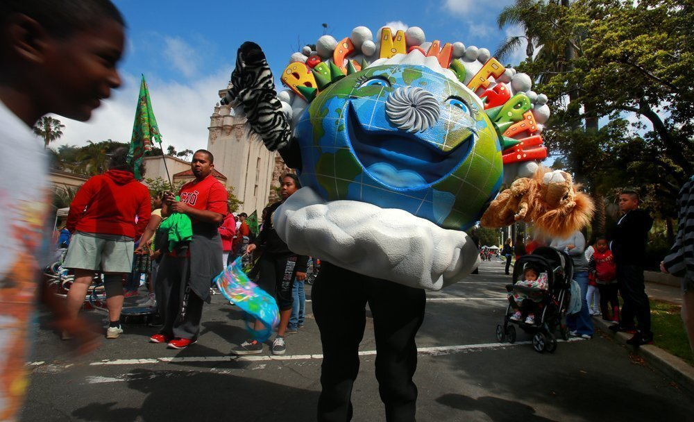 Earth Day celebration 2014
