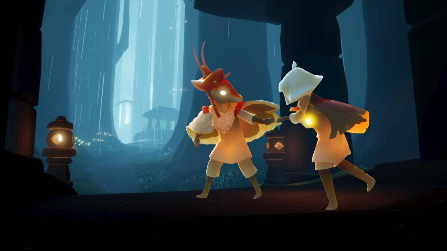 With 'Sky,' thatgamecompany's Jenova Chen wants to fix what's broken with games