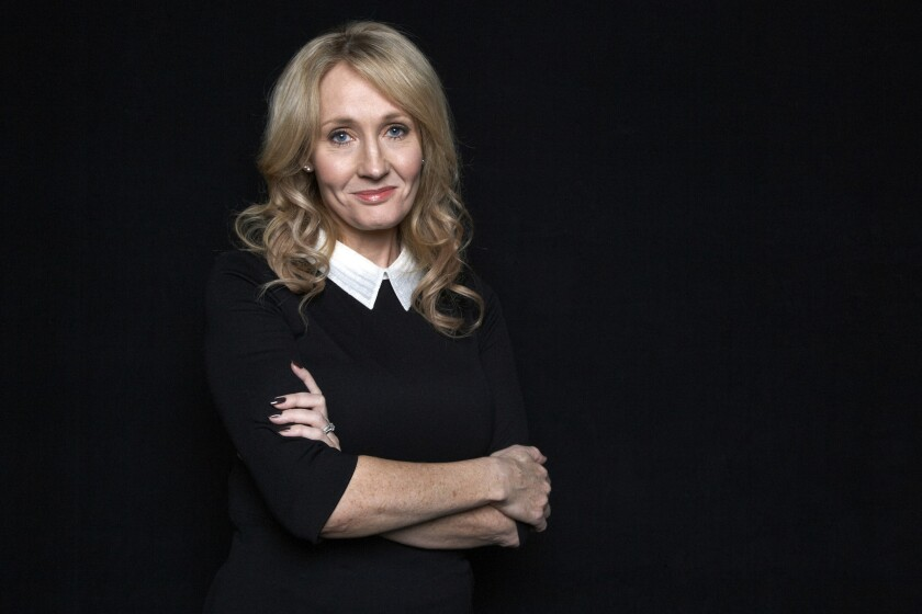 """J.K. Rowling wants a """"no"""" vote on the referendum for Scottish independence."""