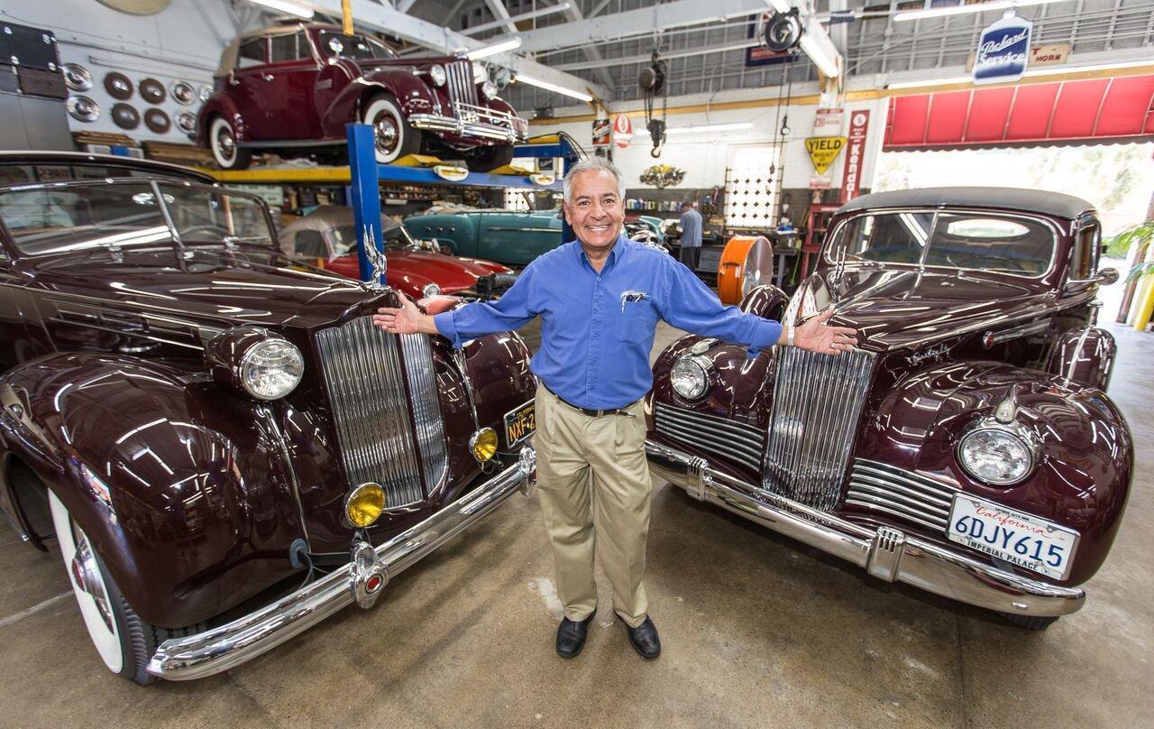 Hansen: The allure of Packard still running strong - Los Angeles Times