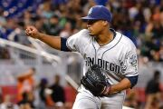 Andy Green on pitcher Luis Perdomo
