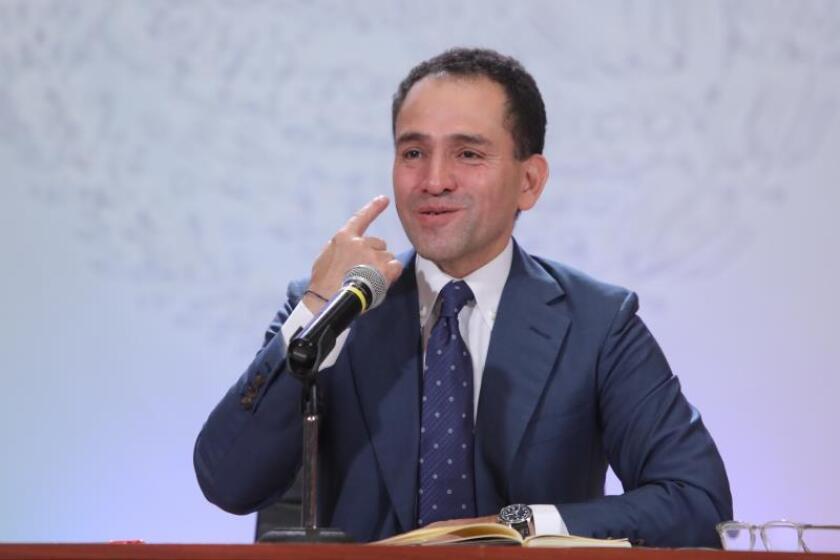 Las finanzas de México están blindadas, dice el nuevo secretario de Hacienda