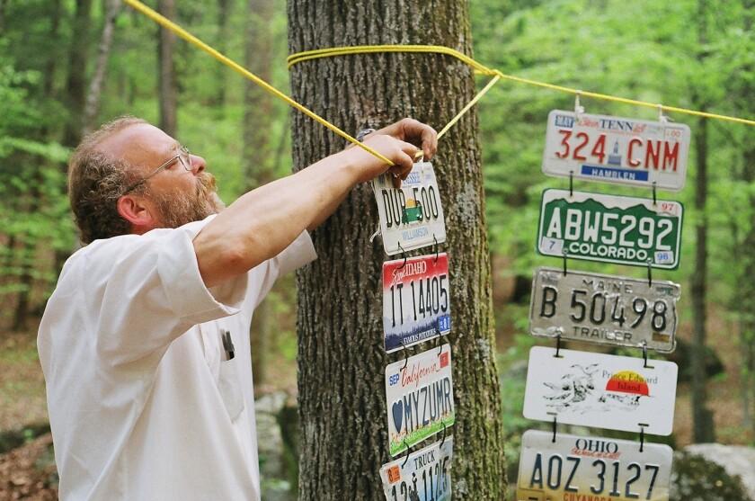 The Barkley Marathons co-founder Lazarus Lake.