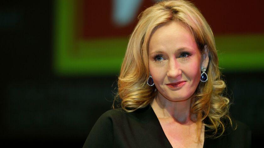 Author J.K. Rowling
