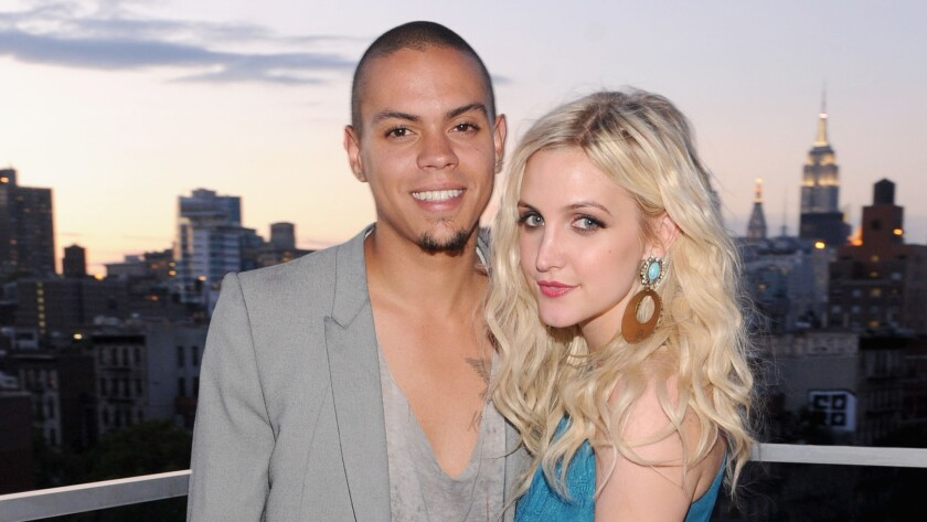 Ashlee Simpson and Evan Ross reportedly wed on Aug. 30 at his mother's estate in Connecticut.