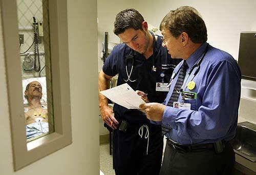 UC Irvine Medical Center Emergency Room