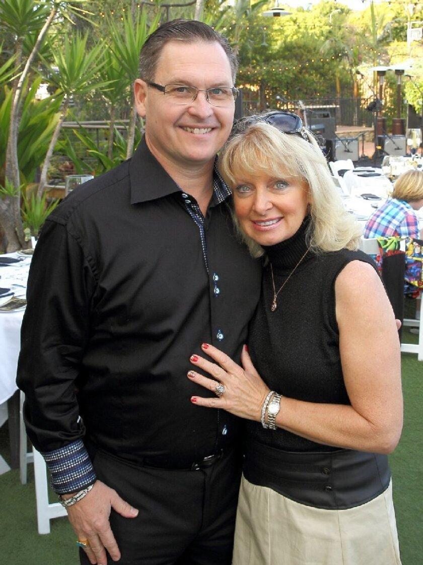 Brian and Theresa Raduenz