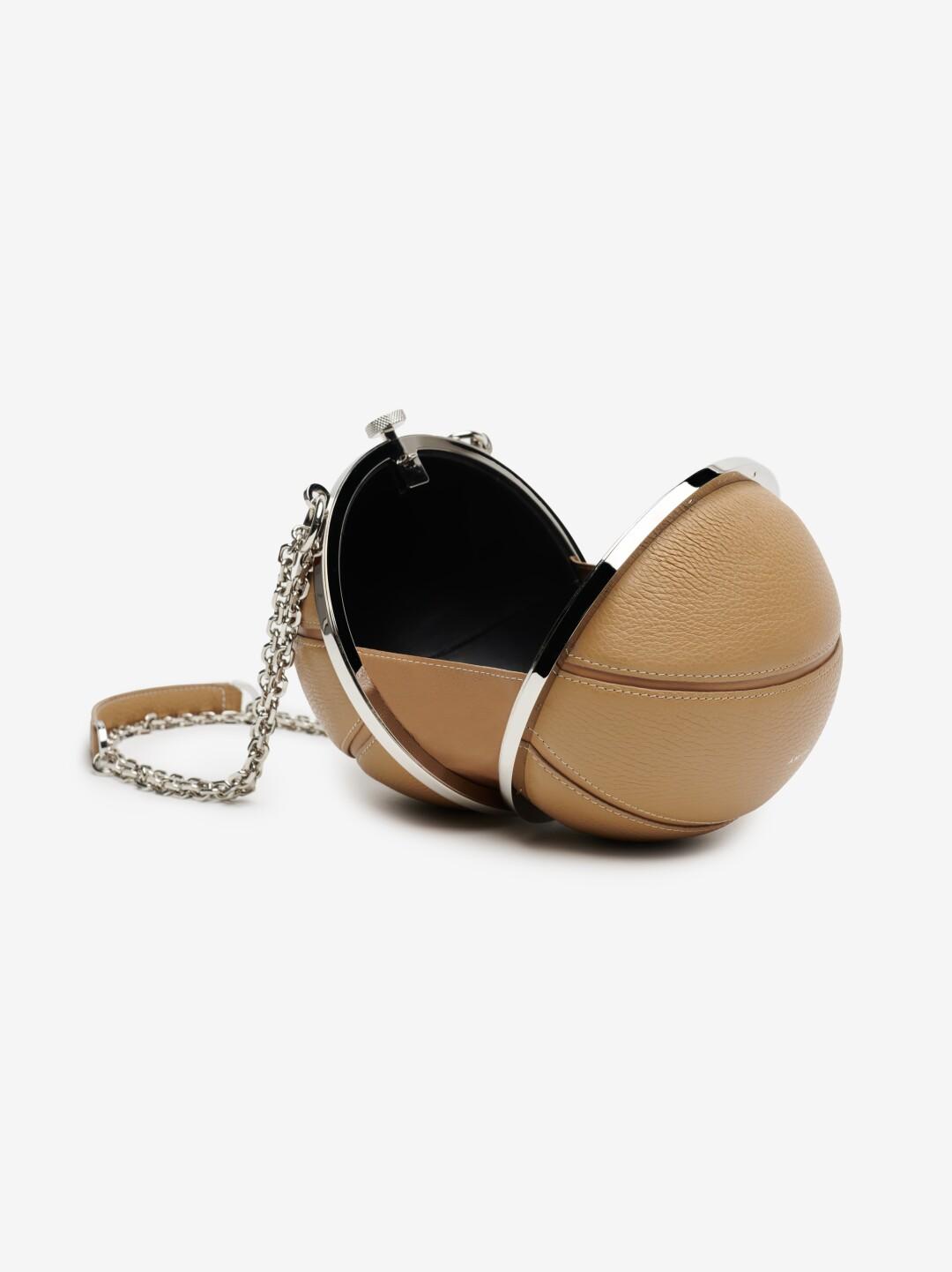 Amiri's nappa leather basketball bag