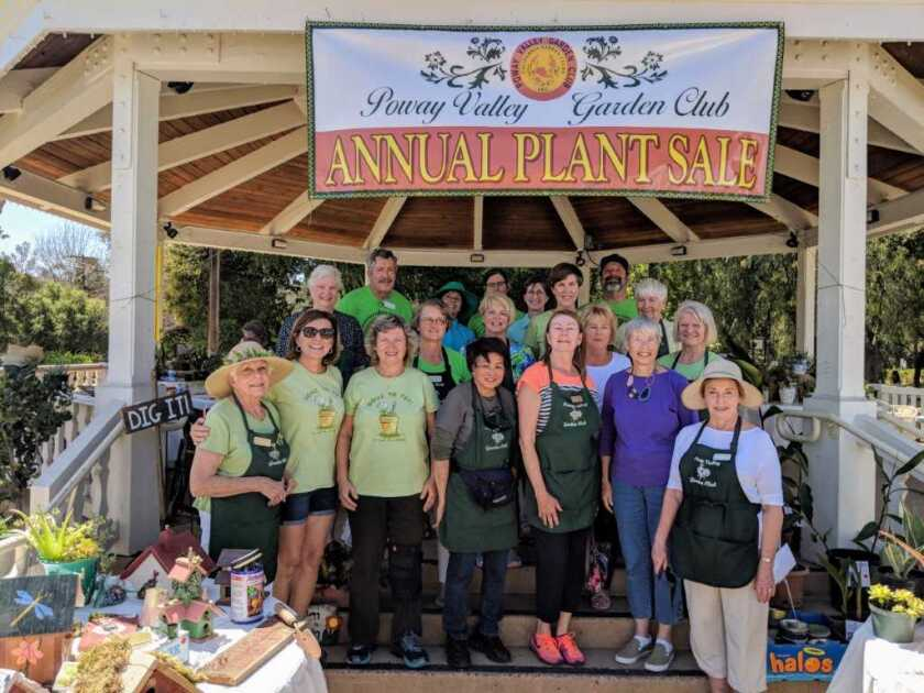 """The Poway Valley Garden Club holds its 41st annual Standard Flower Show from 9 a.m. to 3 p.m. Saturday at Old Poway Park, 14134 Midland Road. The theme """"Through The Eyes Of The Child"""" is a salute to the Youth Garden Club. Highlights include train rides and farmers and crafters markets. Master gardeners will be on hand to answer questions. The Fabulous Plant Sale, in the Old Poway Park Gazebo, will offer bargain prices on specimen plants, dish gardens and garden art. Sale proceeds support the club's events and community projects. Admission is free. Flower show entry forms are at powayvalleygardenclub.org."""