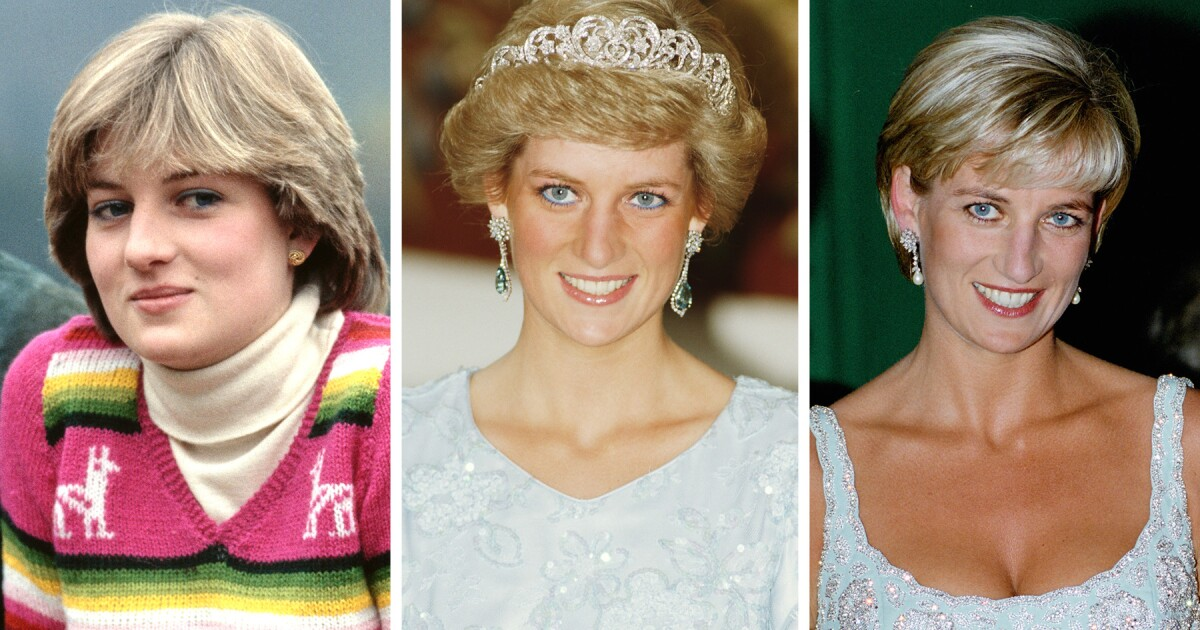 Diana was the people's princess — and we're still madly in love with her fashion
