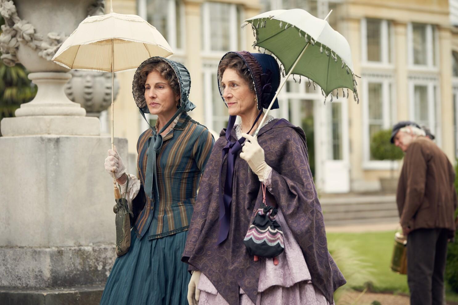 Downton Abbey' fans: Trust us, watch 'Belgravia' on Epix - Los ...