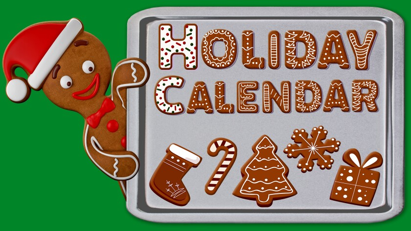 November and December are packed with all sorts of traditional and modern holiday happenings and Christmas events, so take out your Day Planner and note the events of your choice!
