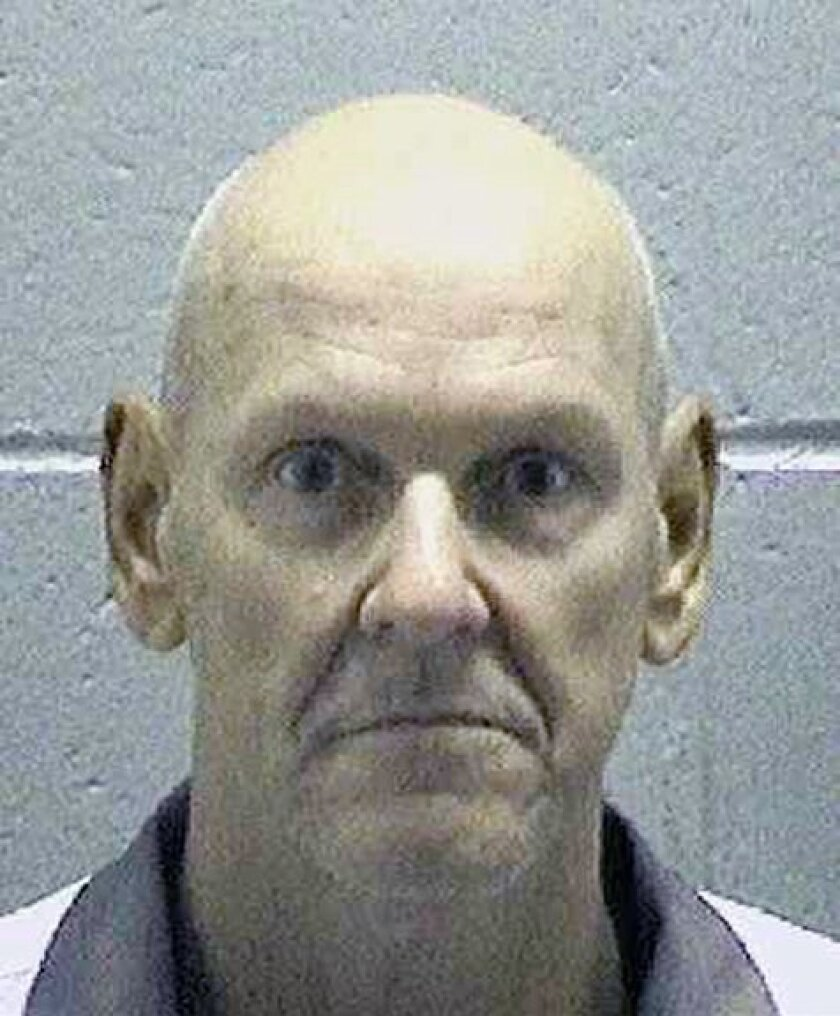 Georgia death row inmate John Wayne Conner is shown in this undated prison photo released by the Georgia Department of Corrections. Lawyers for Conner are asking a judge to let a jury determine whether their client is ineligible for execution because of intellectual disability. The state plans to e
