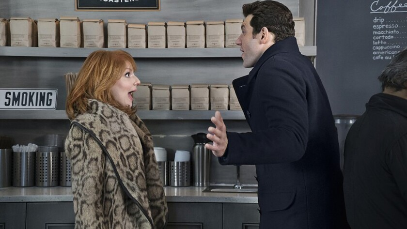 "Julie Klausner and Billy Eichner are ""Difficult People,"" on Hulu."