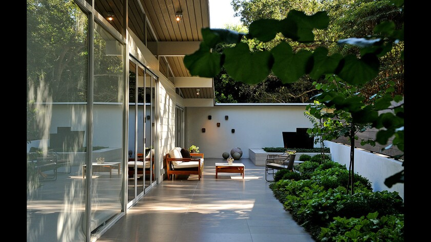 Thornton Abell in Pacific Palisades