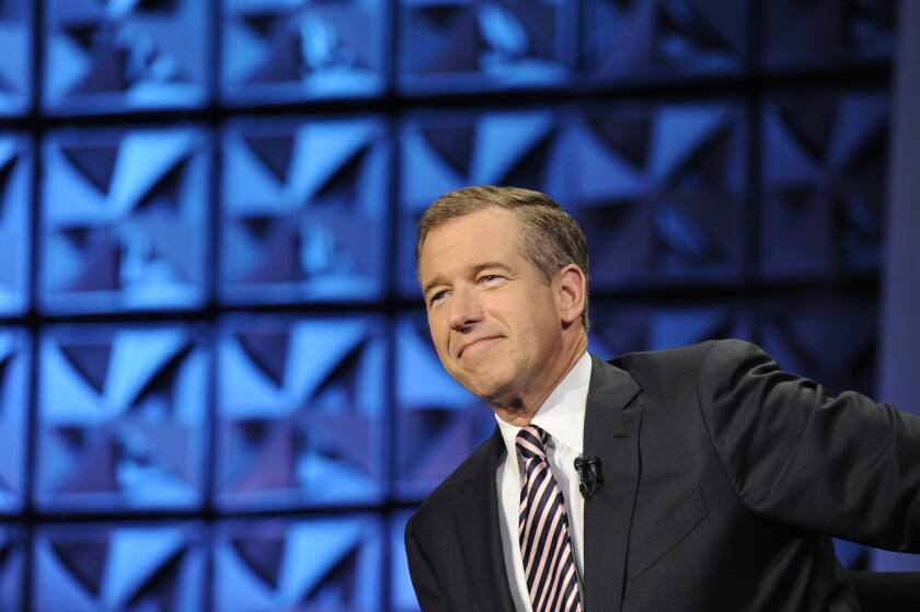 Some analysts say that NBC News anchor Brian Williams has built up enough goodwill with his audience that he might be able to resume his career after his six-month suspension.