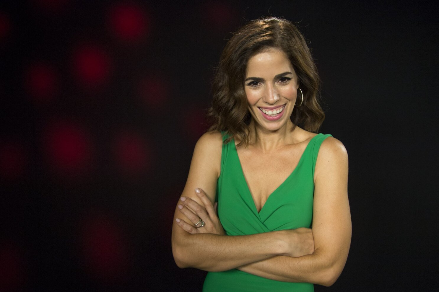 Ana Ortiz Pictures ana ortiz is proud of her tv show, 'devious maids' - the san