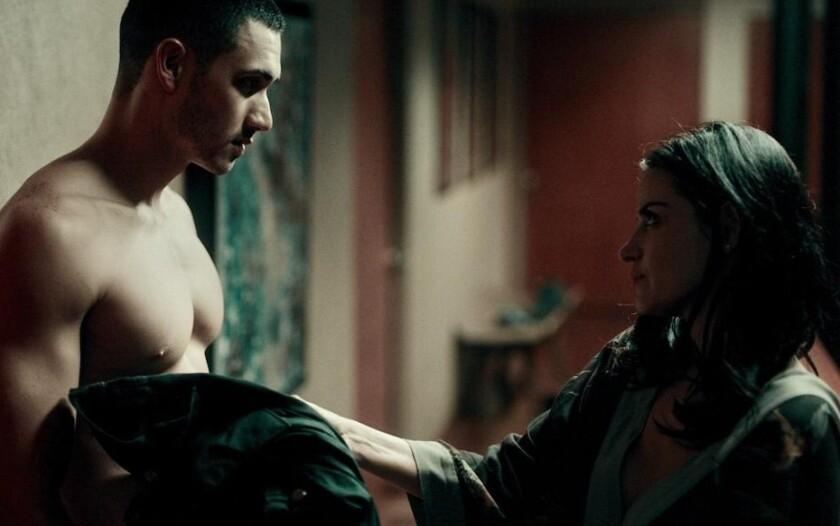 Una escena de la primera temporada de esta exitosa serie mexicana.
