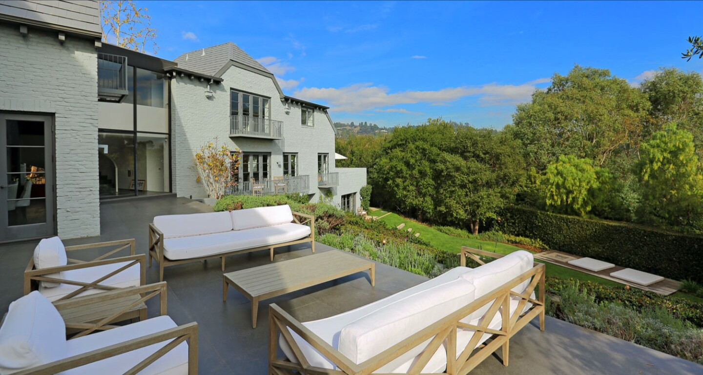 Simon Fuller's former Beverly Hills compound | Hot Property
