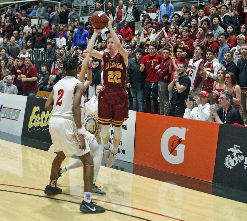 Photo Gallery: La Canada vs. Colony in CIF Southern Section Division II-A boys' basketball championship