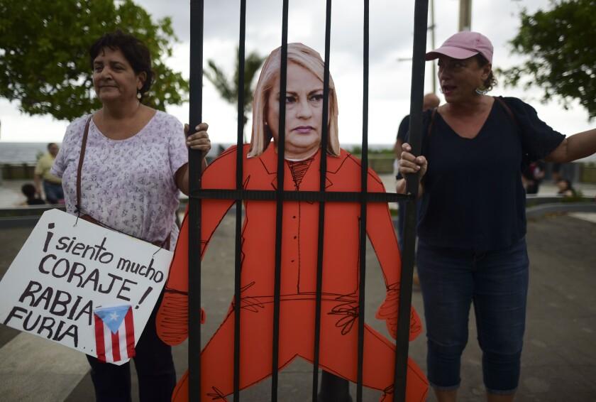 PUERTO RICO-PROTESTAS