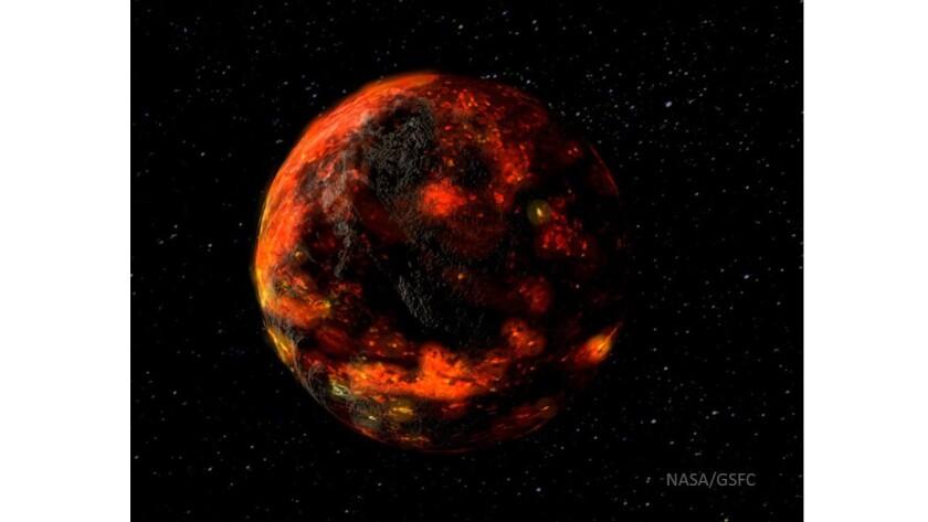 Lunar magma ocean