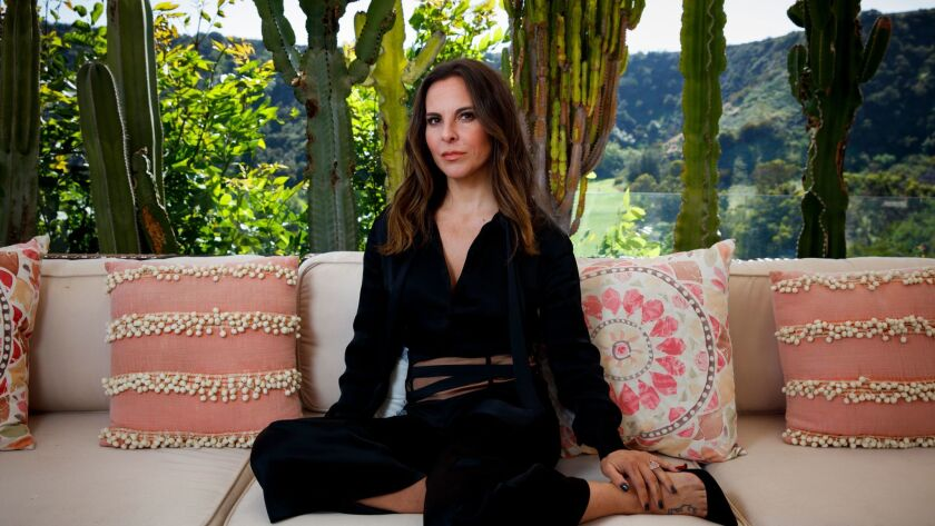 """Mexican actress Kate Del Castillo tells how she came to know Mexican drug lord Joaquin """"El Chapo"""" Guzman in the new Netflix docu-series, """"The Day I Met El Chapo."""""""