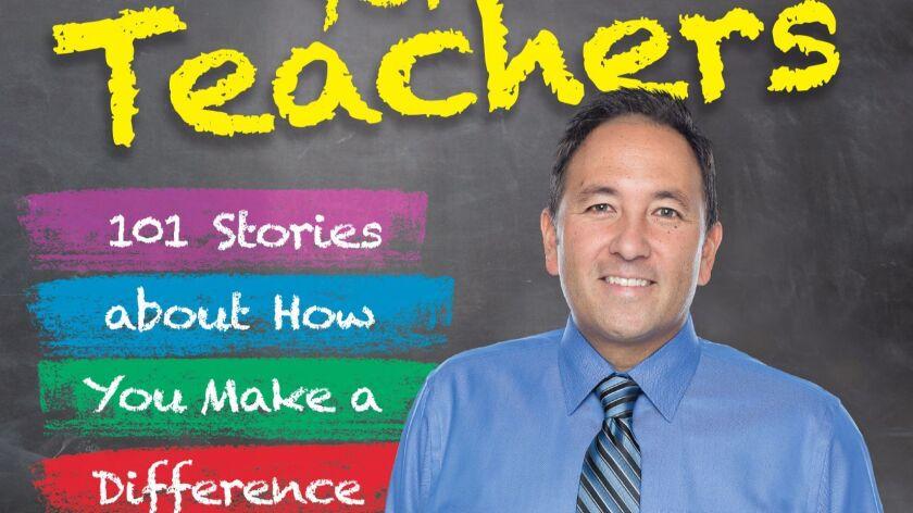 Alex Kajitani, a former California Teacher of the Year and a national Teacher of the Year finalist,