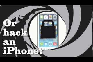 Is this a way to kill James Bond or a way to hack into an iPhone? Take the quiz.