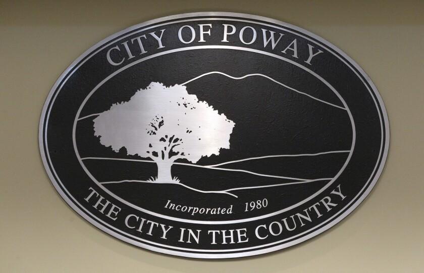 poway city seal