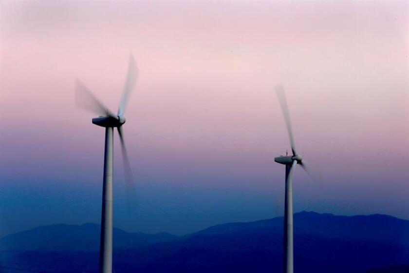 La empresa italiana Enel Green anunció hoy que su subsidiaria mexicana inició la construcción de un parque eólico en el municipio de Reynosa, en el nororiental estado de Tamaulipas, en el que invertirá 120 millones de dólares. EFE/ARCHIVO