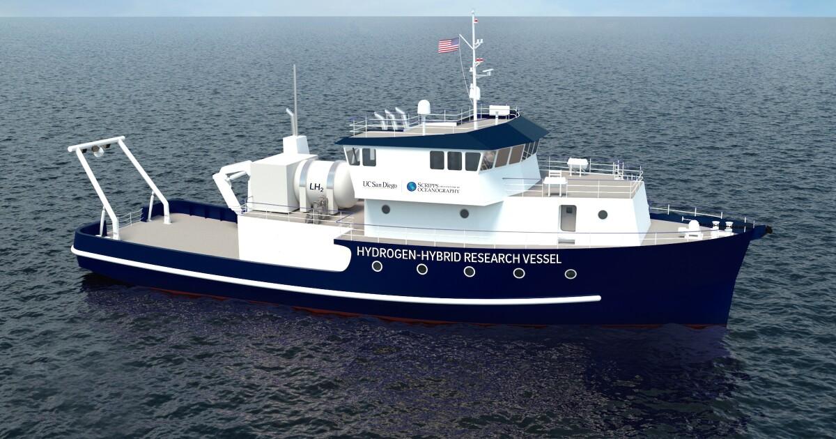 hydrogen vessel rendering.