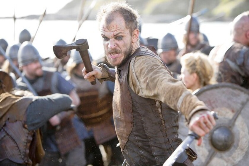 Meet the kinder, gentler 'Vikings' of the History channel