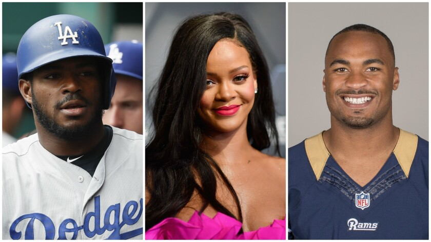 Celebrity burglaries in L A  are the work of 13 gang members