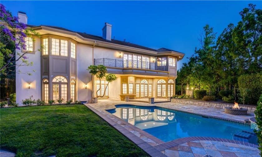 Jonathan Frakes's Woodland Hills home