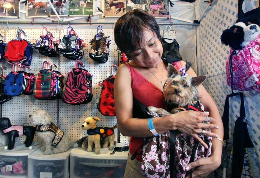 Top 5 unusual finds at the San Diego Pet Expo - The San