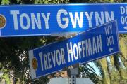"San Diego street named ""Trevor Hoffman Way"""