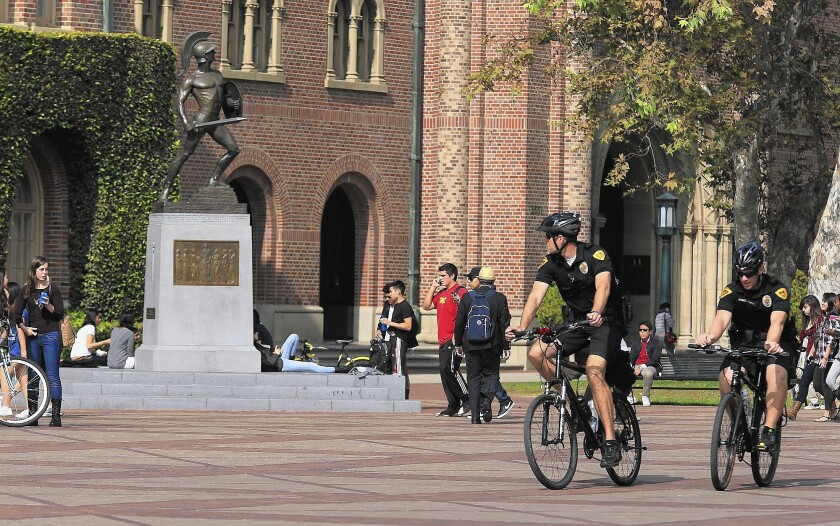 9 student deaths at USC since August stun campus, sparks alarm