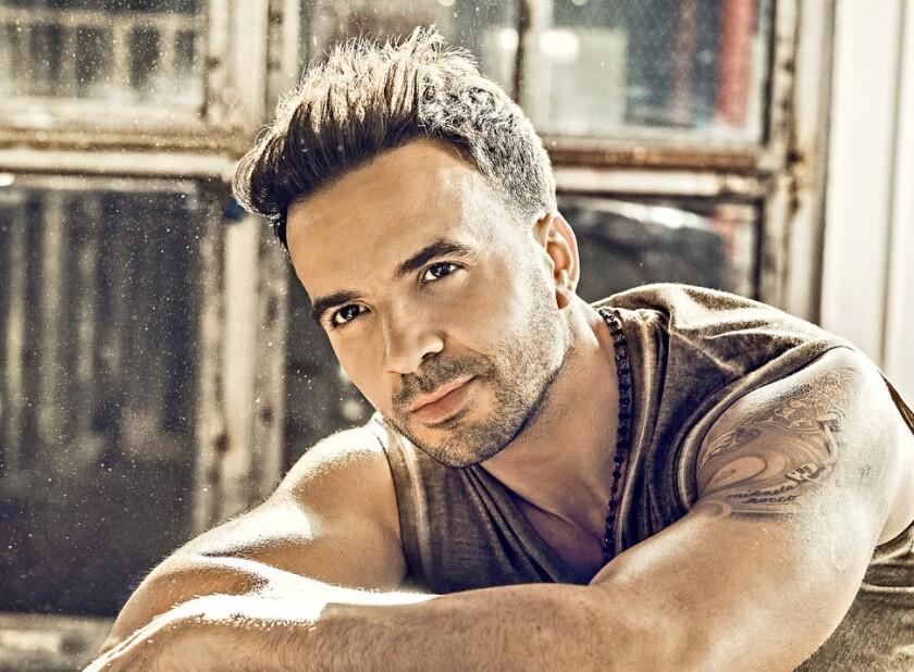 El cantante boricua Luis Fonsi participa este jueves en el evento que beneficia a St. Jude.