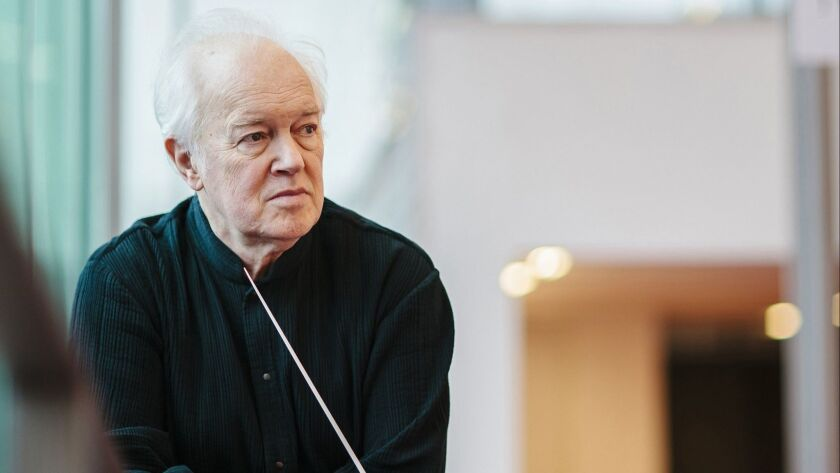 Conductor Edo de Waart has been named as the San Diego Symphony's new principal guest conductor. He will begin in his new role during the 2019-20 season.