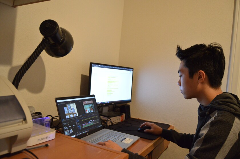 Derek Ma made the documentary with the support of a local nonprofit.