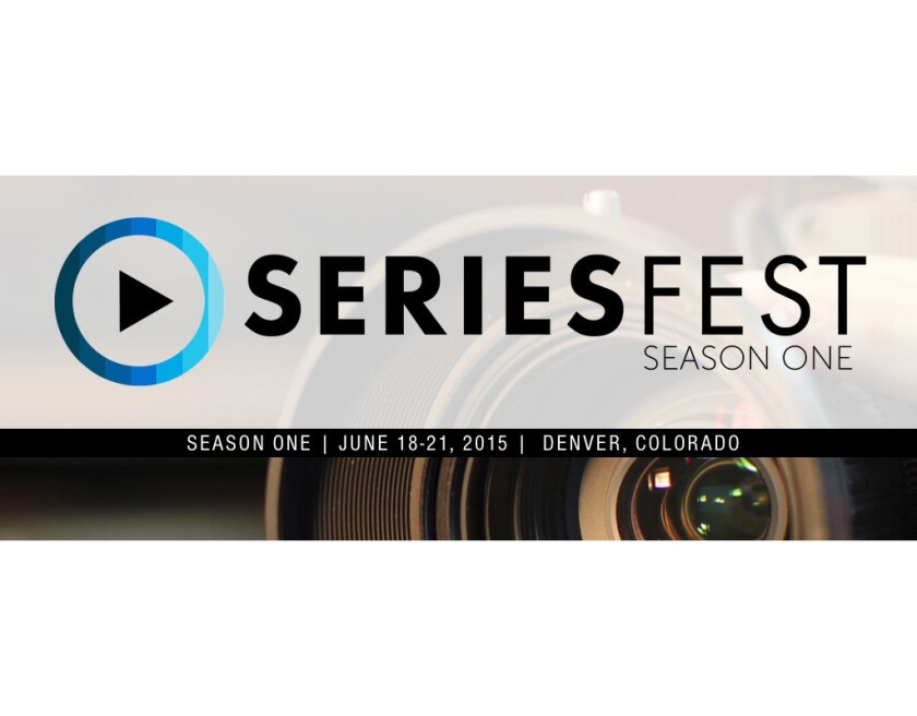 The first SeriesFest, celebrating independent television, will be held this summer in Denver.