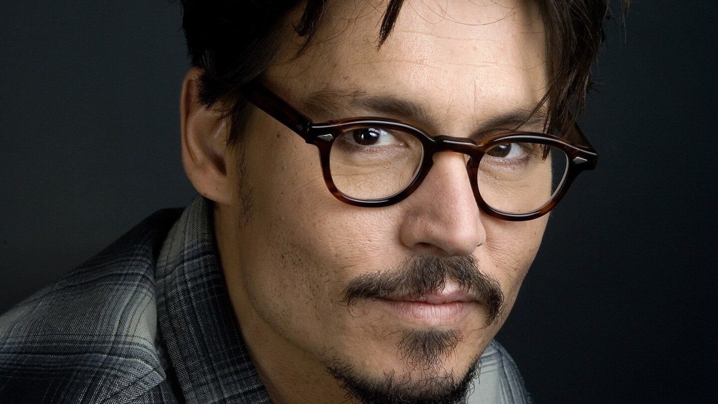 Johnny Depp: Life in pictures