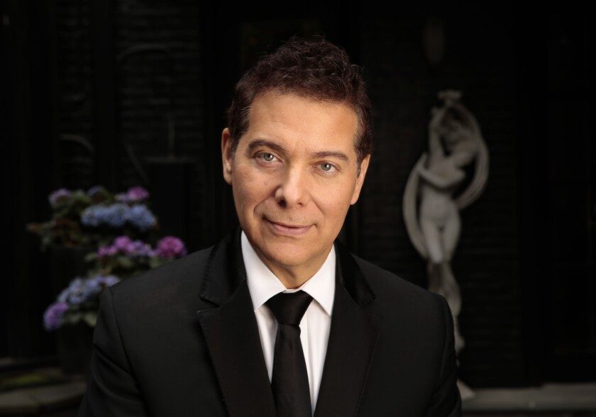 Michael Feinstein, musician, pops conductor, musical archivist and American Songbook enthusiast, photographed at his home in New York on May 23, 2014.