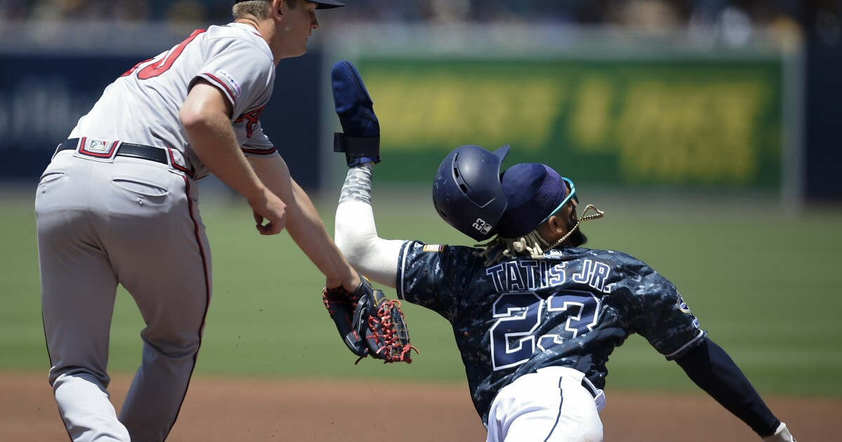 af9e5a6512b0e0 San Diego Padres | Bleacher Report | Latest News, Scores, Stats and ...