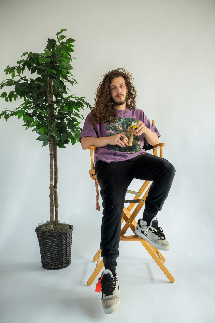 Dubstep DJ Subtronics, aka Jesse Kardon, will perform at Grean Lawn at California Center for the Arts