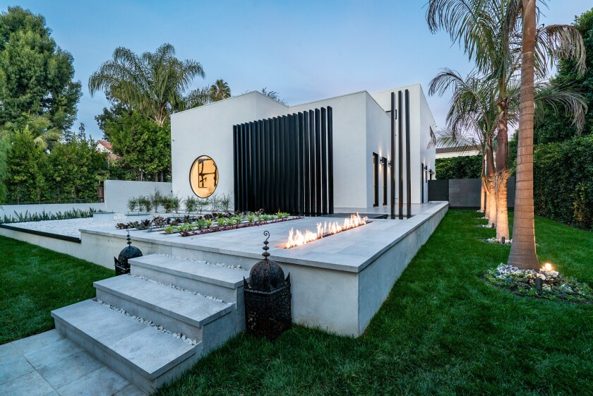 Home of the Week | West Hollywood contemporary