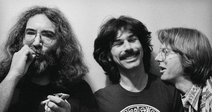 """From the book """"Eyes of the World: Grateful Dead Photography 1965-1995"""" edited by Josh Baron and Jay Blakesberg."""